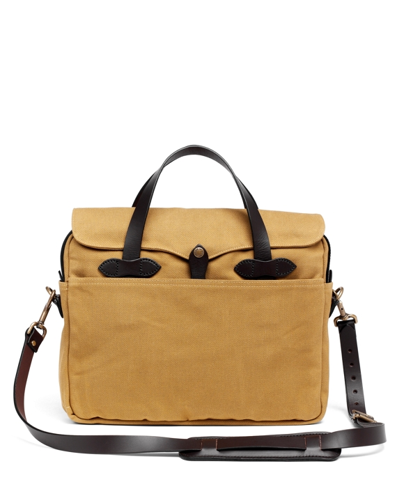Filson® Twill Original Briefcase Tan