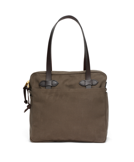 Filson® Medium Zippered Tote Bag
