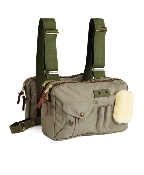 Filson® Fishing Tackle Pack Green