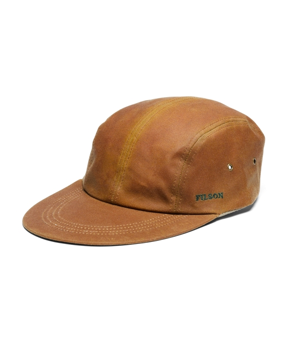 Filson® Tin Cloth Duck Bill Cap Tan