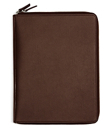 Saffiano Leather Document Case
