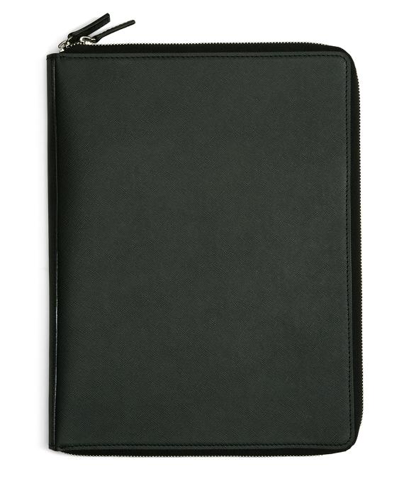 Saffiano Leather Document Case