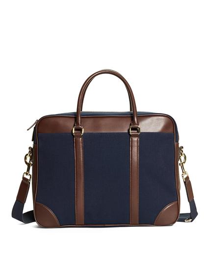 Canvas Soft Briefcase