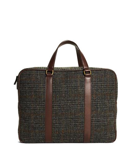 Harris Tweed Briefcase