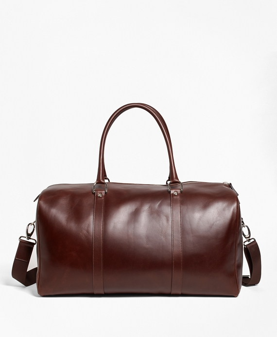 Soft Leather Duffle