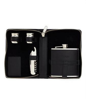 Traveling Flask Set