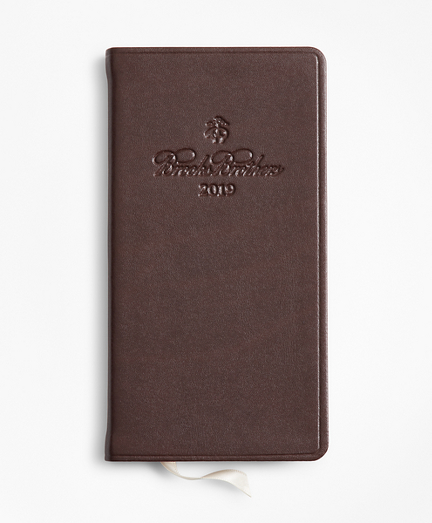 Brooks Brothers 2018 Pocket Diary