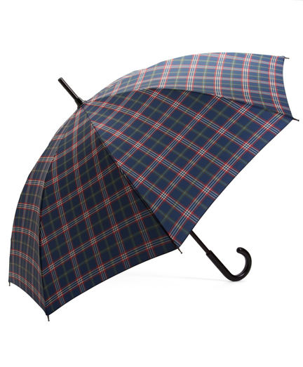Signature Tartan Stick Umbrella