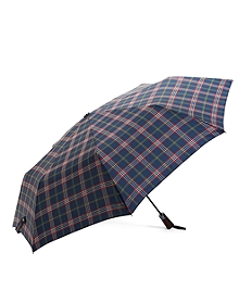Signature Tartan Stick Mini Umbrella