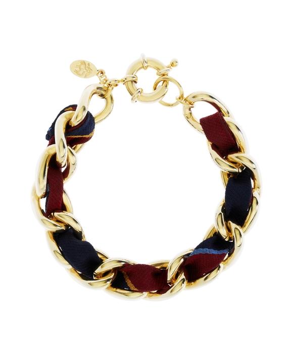 Gold-Burgundy-Navy