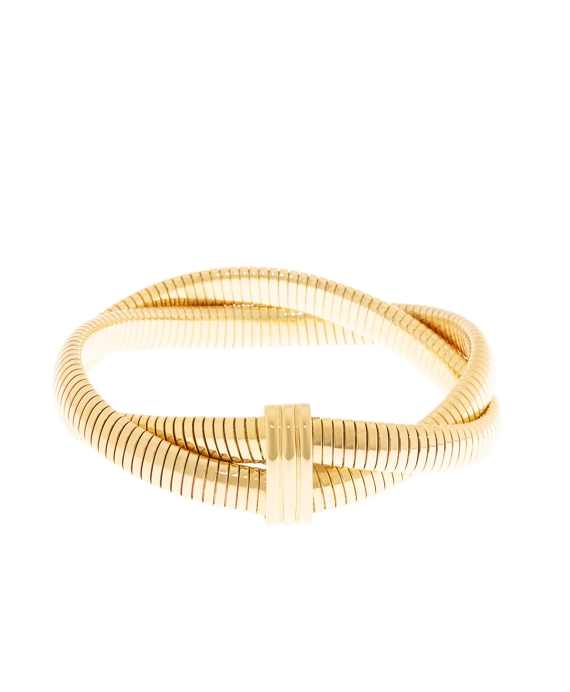 Gold Stretch Bracelet Gold