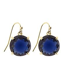 Medium Glass Bead Earrings