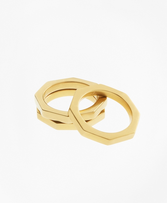 Stackable Rings Gold