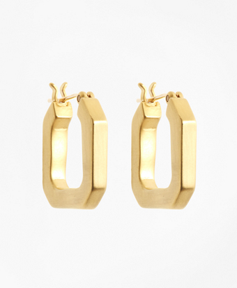 Small Iconic Link Earrings