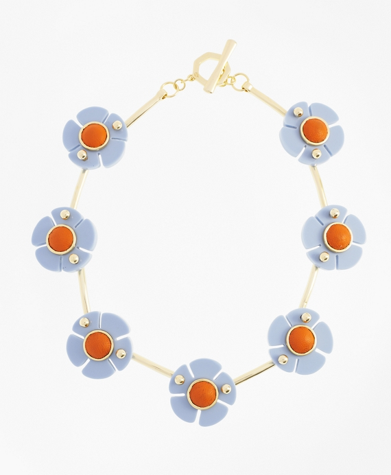 Station Flower Necklace
