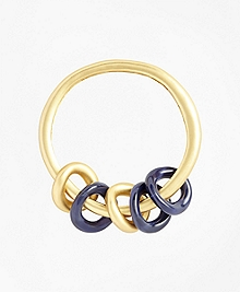 Gold-Plated Bangle