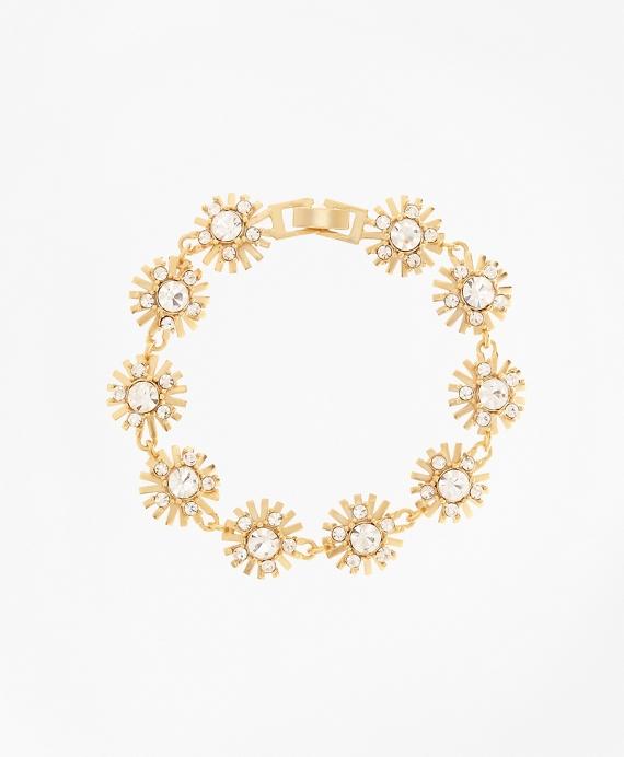 Crystal Starburst Bracelet