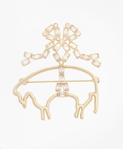 Golden Fleece® Brooch
