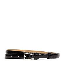 Lizard Thin Belt