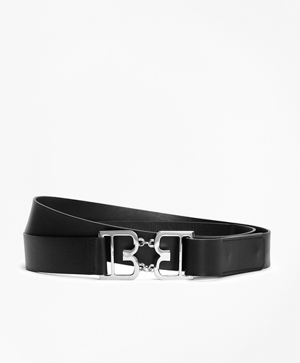 Leather Double-Wrap Belt