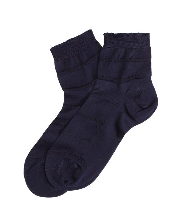Stretch Trouser Sock Navy