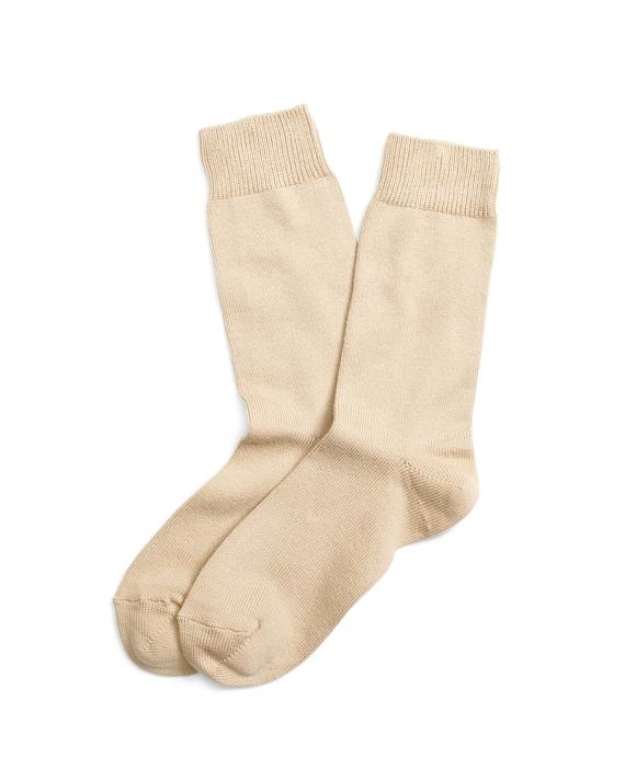 Crew Socks Tan