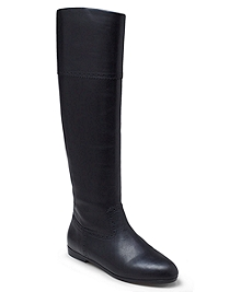 Perforated Flat Boot