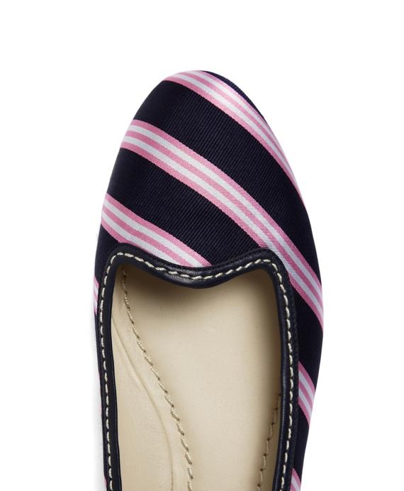 Navy-Pink-White