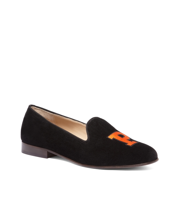 JP Crickets Princeton University Shoes Black