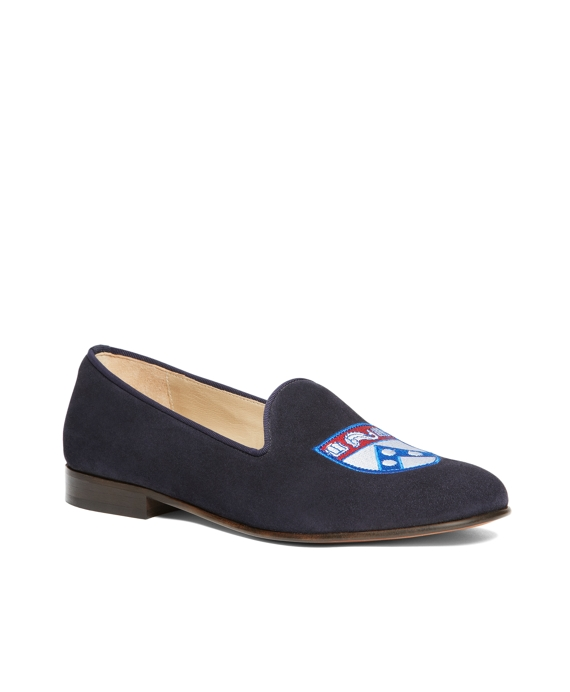 JP Crickets University of Pennsylvania Shoes Blue