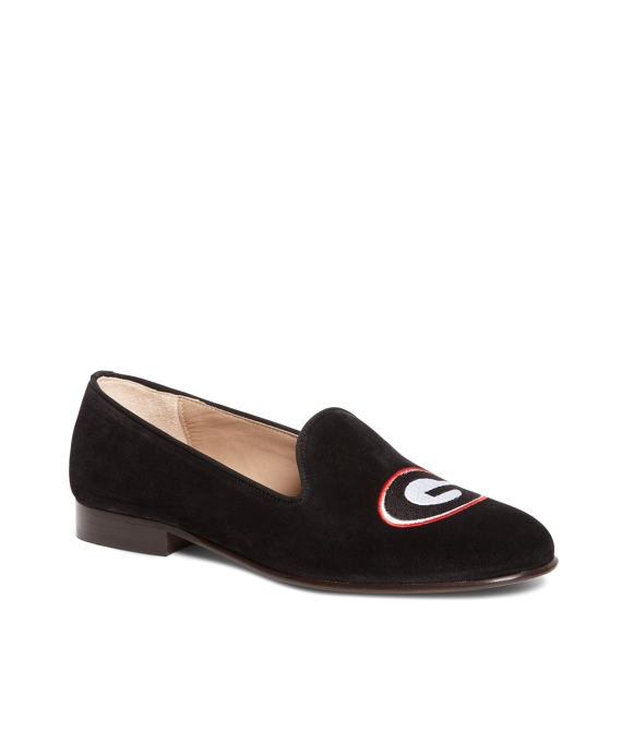 JP Crickets University of Georgia Shoes Black