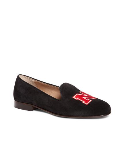 JP Crickets University of Nebraska Shoes