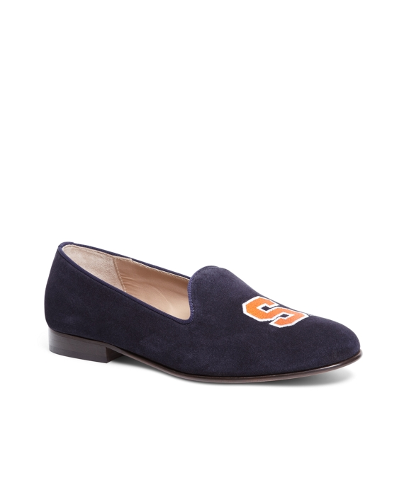 JP Crickets Syracuse University Shoes Blue