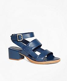 Low Ankle-Strap Sandal