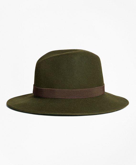 Foldable Fedora