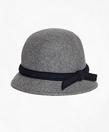 Bucket Cloche Hat