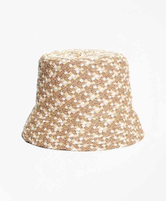 Woven Bucket Hat
