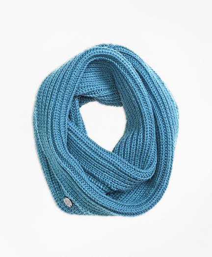 Merino Wool Knit Snood