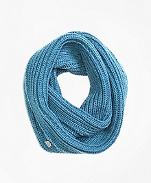 Merino Wool Knit Snood