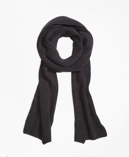 Extra-Long Cashmere Scarf