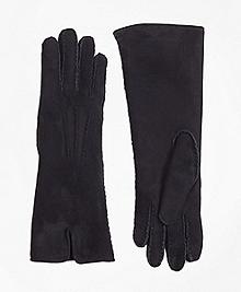 Shearling Fur Gloves
