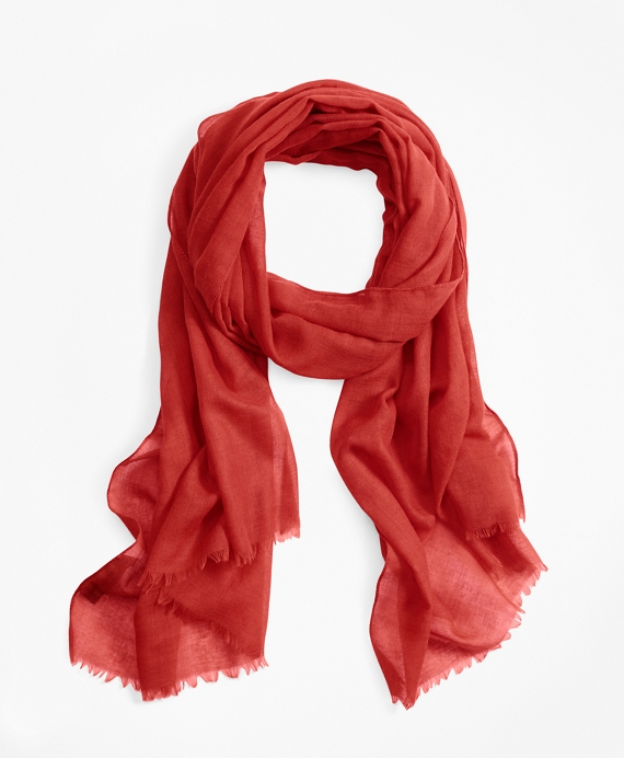 Wool Oblong Scarf