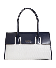 Large Calfskin Satchel