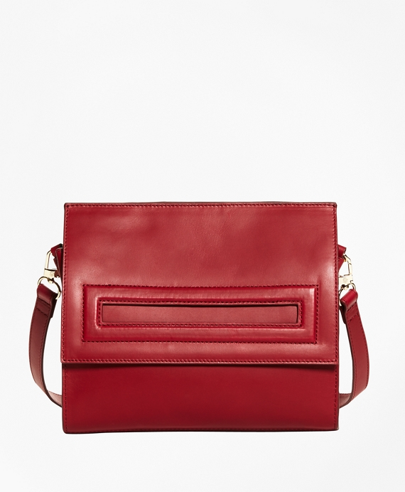 Bailey Satchel Burgundy