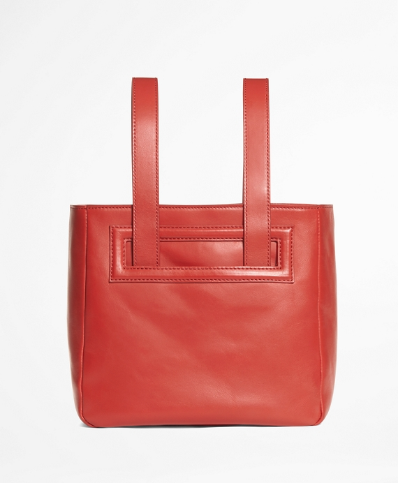 Barbara Mini Tote Red