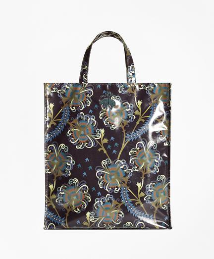 Chrysanthemum Shopper Tote