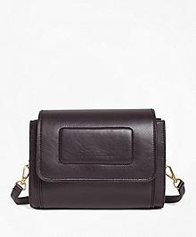 Calfskin Leather Bonnie Shoulder Bag