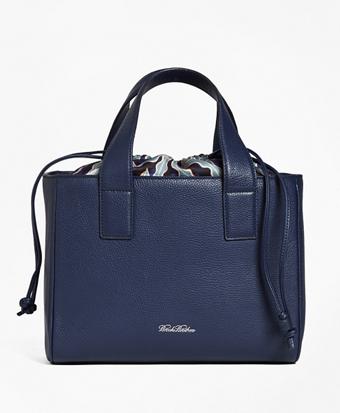 Leather Sharon Shopper Bag