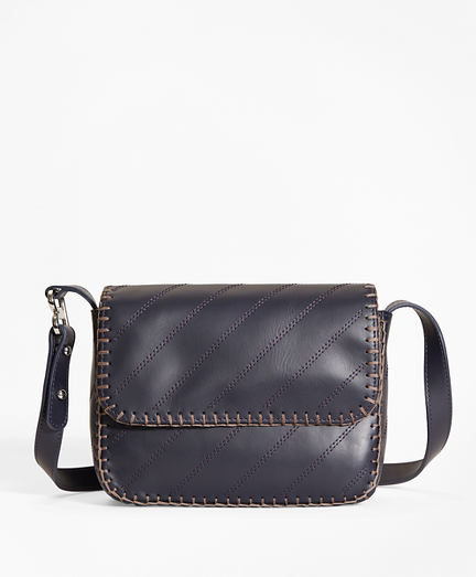 Leather Cross-body Bag