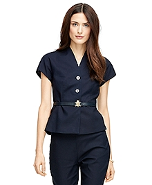 Stellita Fit Short-Sleeve Jacket